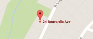 Bouvardia Map